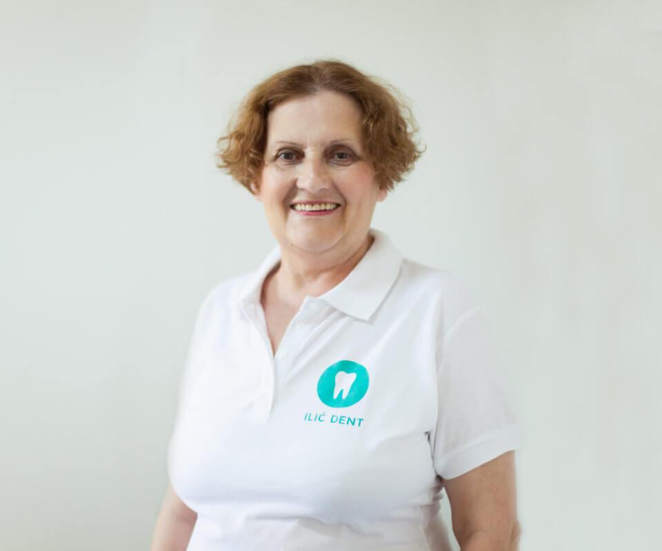 Dr Branka Gordić